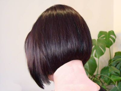 ShortBobHairstylesBackView Redhothaircom Short HairBack - Bob hairstyle back view photos