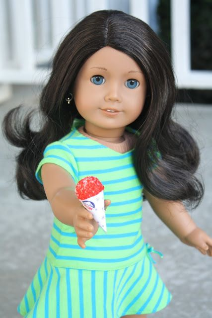Pippaloo For Dolls: SNOW CONES: A Tutorial