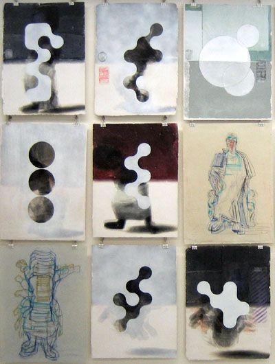 Gilles Rocher - Tropobor - Werner