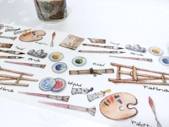 Cinta de pintura herramientas washi 7M x 3cm por TapesKingdom