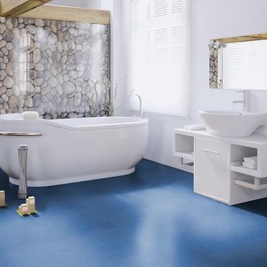 Kolorowa Podłoga W łazience Według Jakich Kryteriów Dobrać