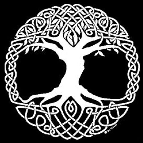 Would Kind Of Like To Incorporate Some Celtic Tree Of Life Imagery