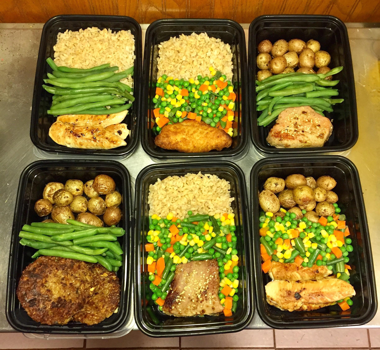 Mealprepmonday because alliteration workout food meal