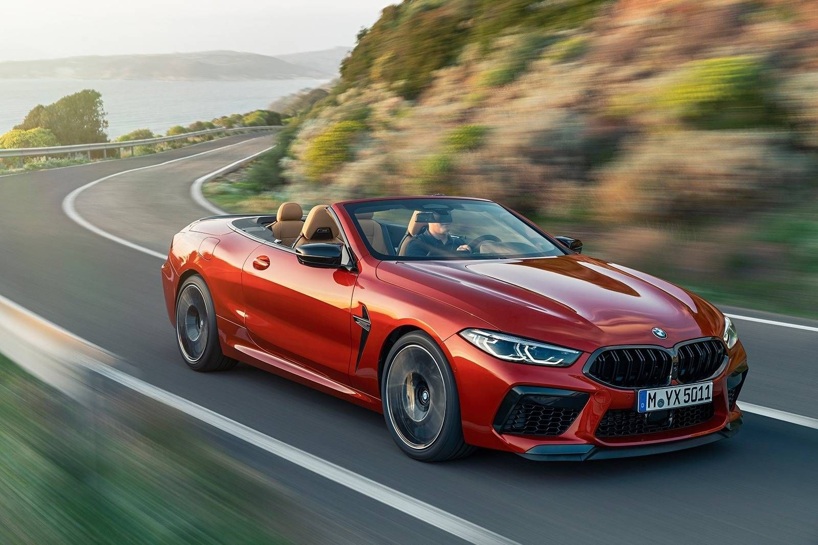 2020 Bmw M8 And M8 Competition First Look With Images Bmw Bmw