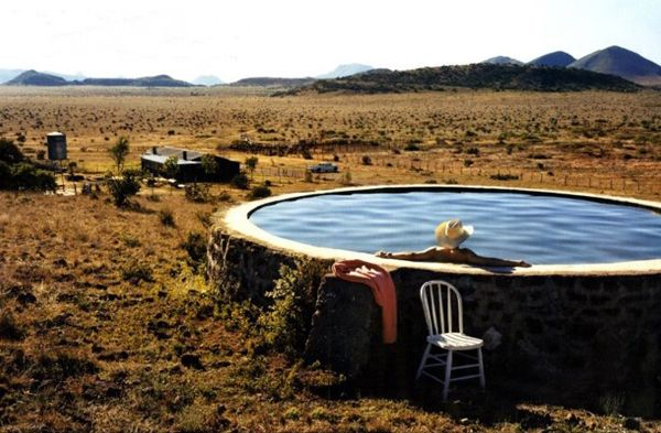 Now this is one cool pool!