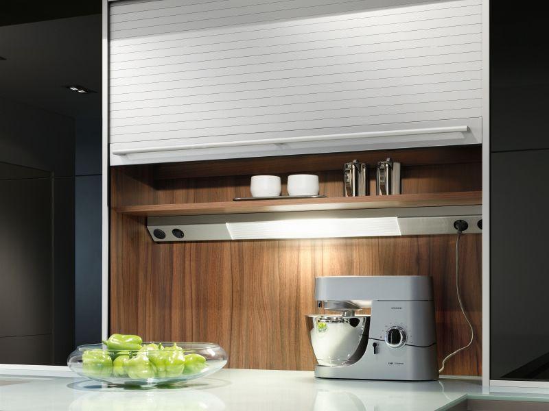 Du musst dich nicht immer entscheiden, ob du in deiner Küche etwas - küchenschrank hochglanz weiß