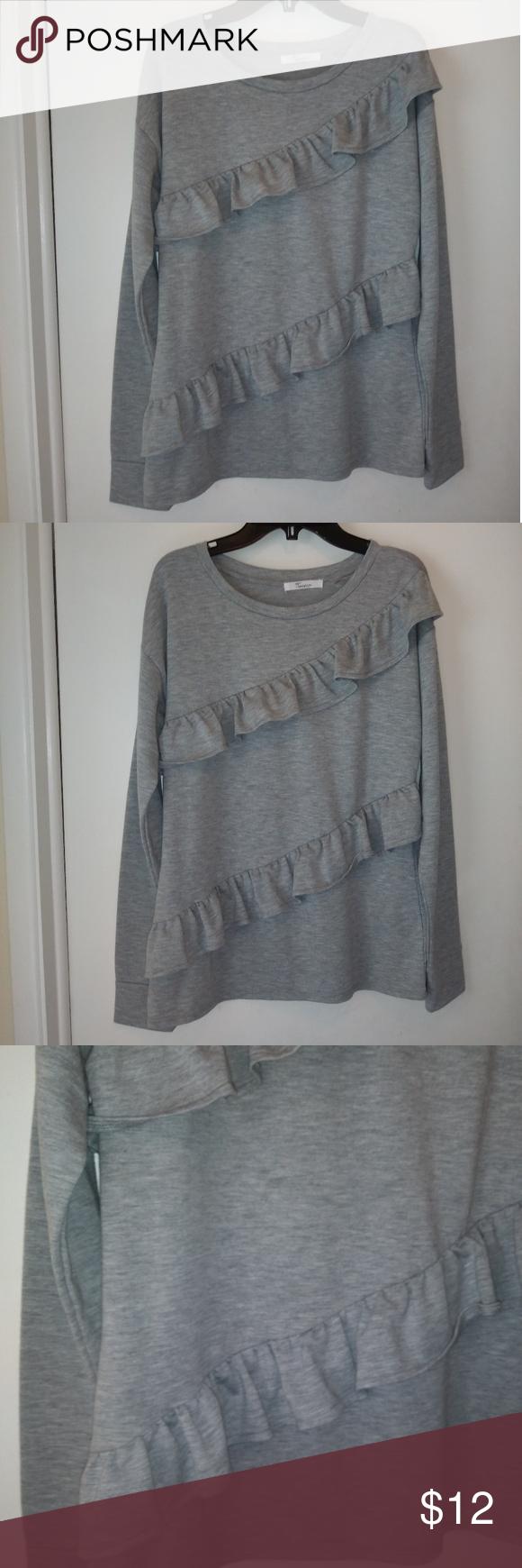 89th Madison Sweater My Posh Closet Pinterest Gray Customer
