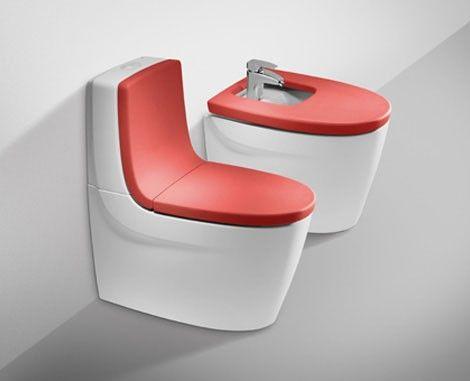 Toilets Bathrooms Pinterest Bathroom Toilet And