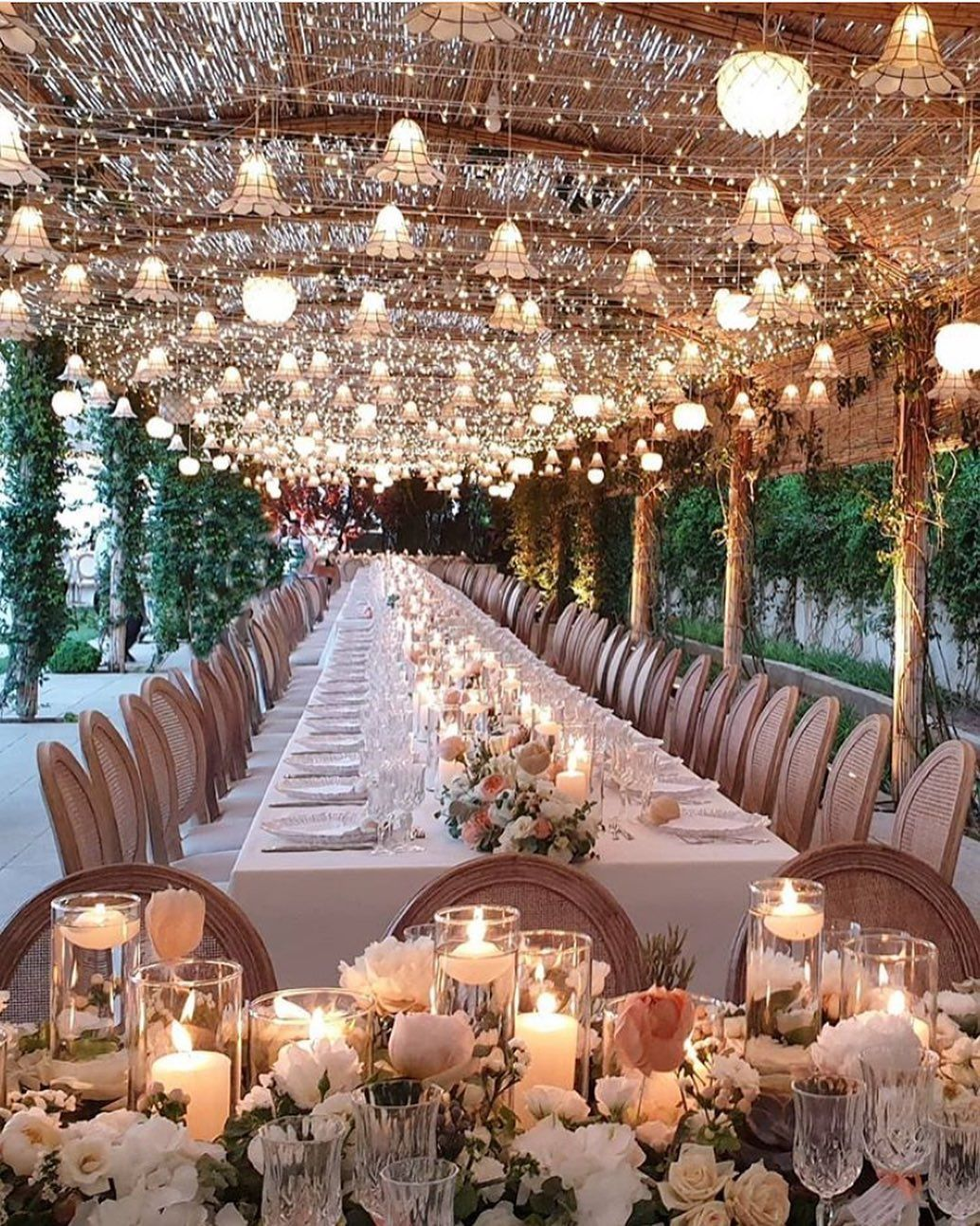 """Wedding•proposal•Bridal Ideas on Instagram: """"Magical decor design ~~ tap tap if you are inspired! . Design @gloryboxproductions  Lighting @kosha_weddings . Tag  me and use…"""" – Elbise"""