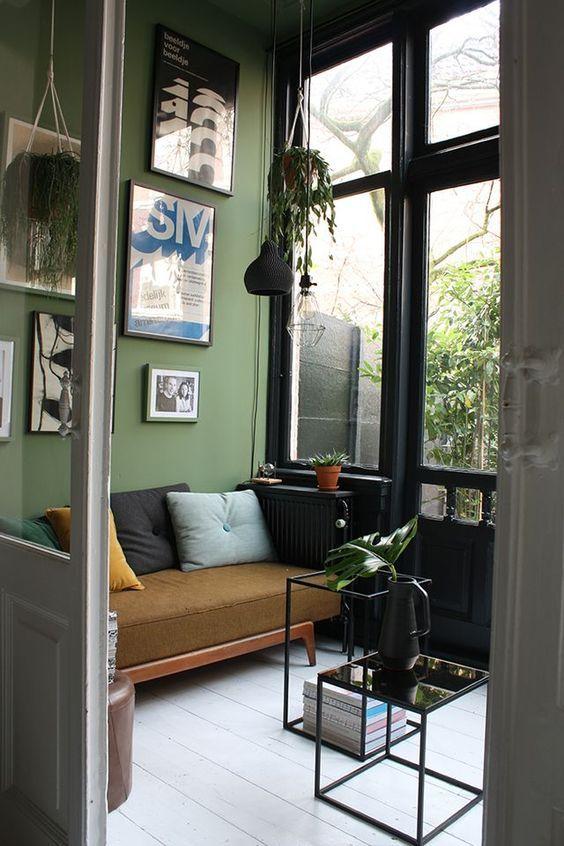 Hoe richt je een kleine woonkamer in? Wij laten 30 voorbeelden zien ...