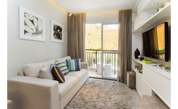 Ambiente | Este apartamento decorado é um encanto! Conheça seus detalhes e inspire-se. | Clique Arquitetura | Seu portal de Ideias e Soluções