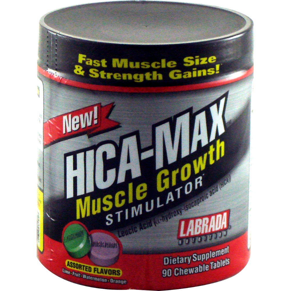Labrada HICA Max 90 ct | Regular Price: $39.99, Sale Price: $27.99 | OvernightSupplements.com | #onSale #supplements #specials #Labrada #MuscleEnhancers  | Creates explosive gains in muscle and strength Rapidly accelerates workout recovery so you can train more often Reduce DOMS delayed onset muscle soreness allowing you to train harder1 Is the most powerful non steroidal muscle growth stimulator in existenceHICA MAX is a powerful non hormonal natural stimulator of muscle gro