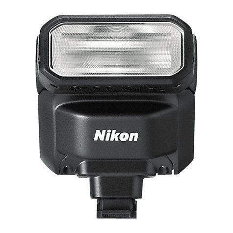 Nikon SB-N7 Speedlight Flash for Nikon 1 Cameras, Black