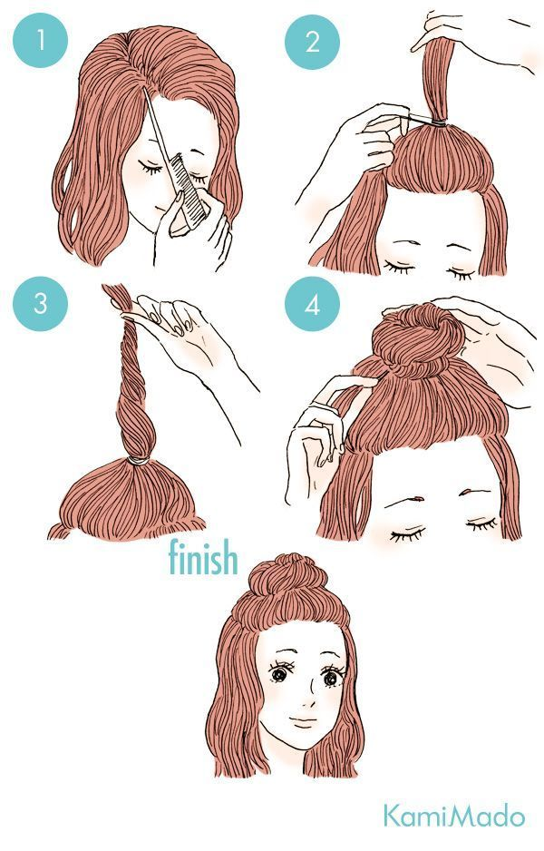 11 Easy to Do Hairstyle Ideas for Summers #easyhair