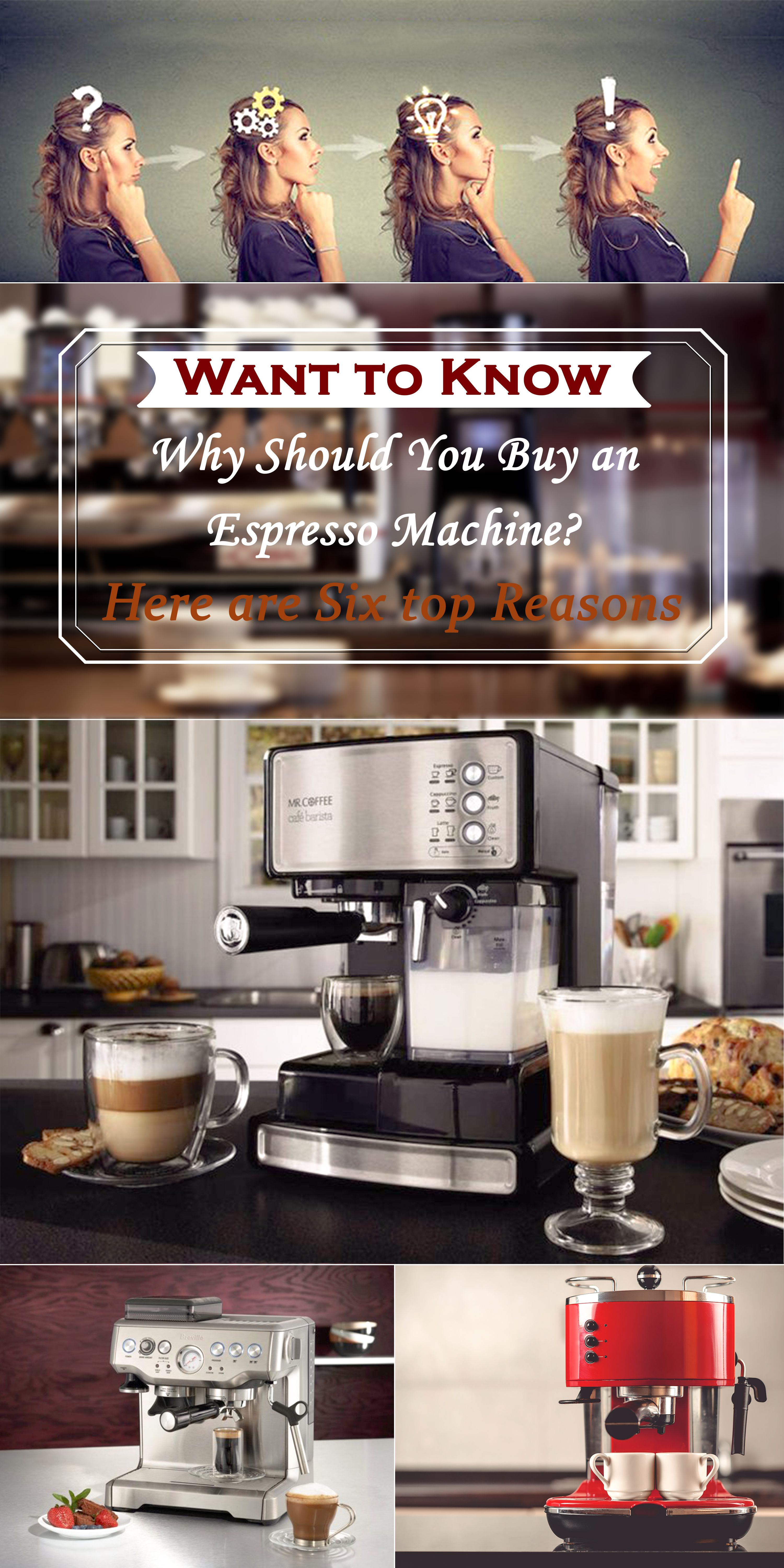 Six Reasons You Should Buy an Espresso Machine | Espresso ...