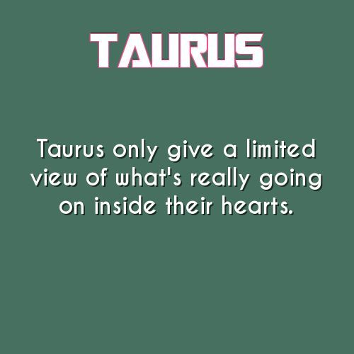 Taurus Quotes Taurus Fact  Taurus Quotes  Pinterest  Taurus Zodiac And Taurus .
