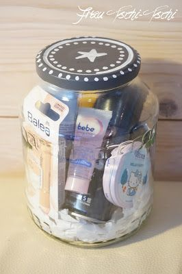 Ms. Tschi-Tschi: 4 € - wellness in a glass - gift idea for teenagers