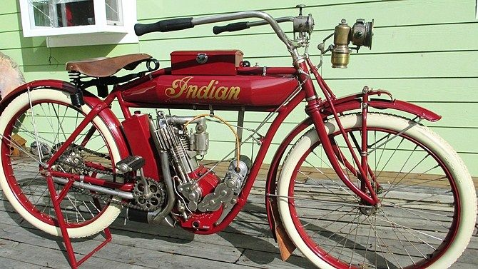 Mecum To Auction 750 Motorcycles In Vegas Classiccars Com Indian Motorcycle Motorcycle Indian