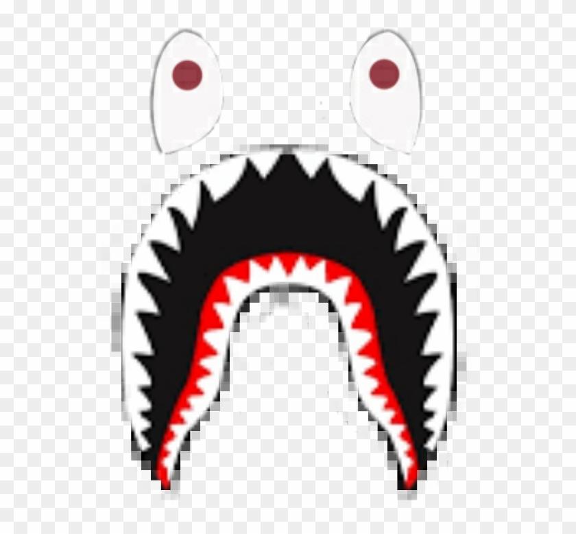 Bape Gucci Bape Shark Logo Png Transparent Png Shark Logo Bape Shark Bape