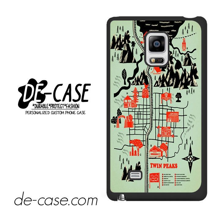 Twin Peaks DEAL-11494 Samsung Phonecase Cover For Samsung Galaxy Note Edge