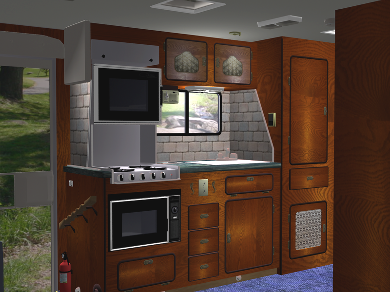 Delicieux Rv+kitchens | Kitchen And Plasticware