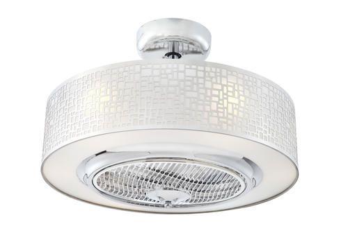 "Patriot Lighting® Elegant Home Hightowne 24"" Chrome Indoor ..."