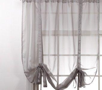 Curtain Bath Outlet Lucky Stripe Sheer Curtain Tie Up Curtain Ties Curtains Sheer Curtain