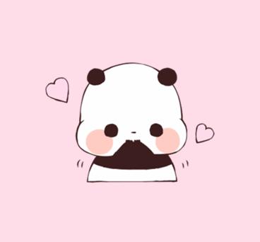 Kawaii Cute Panda Wallpaper Cute Wallpapers Panda Wallpapers