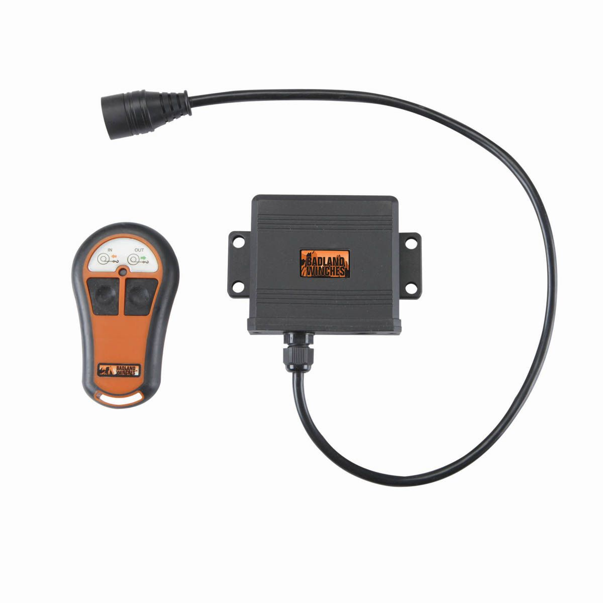 small resolution of harbor freight wireless winch remote control