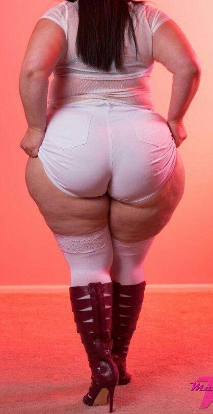 Bbw mature ass