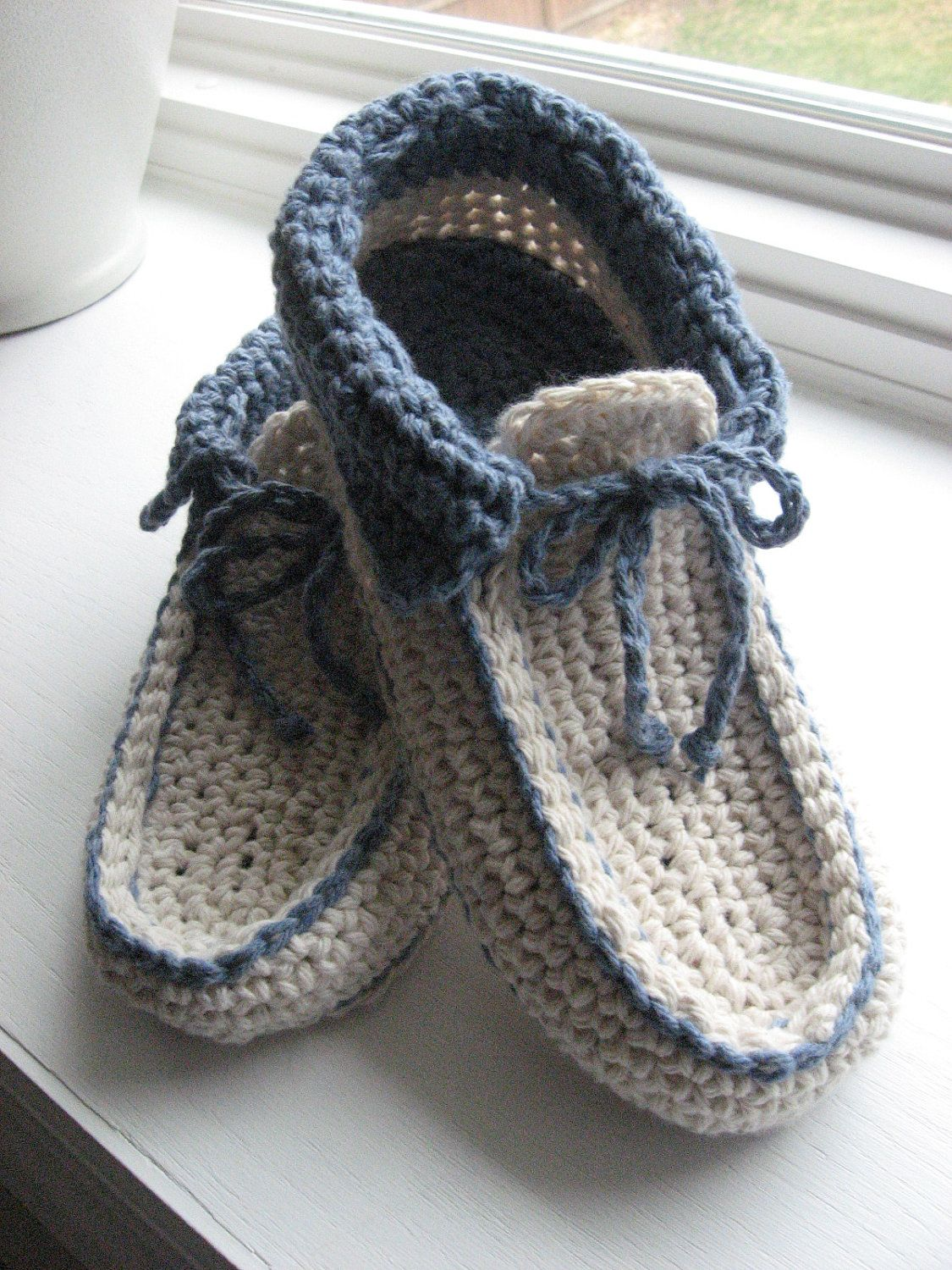 Cozy Crochet Slipper Pattern pdf, Comfy slippers for all sizes from ...