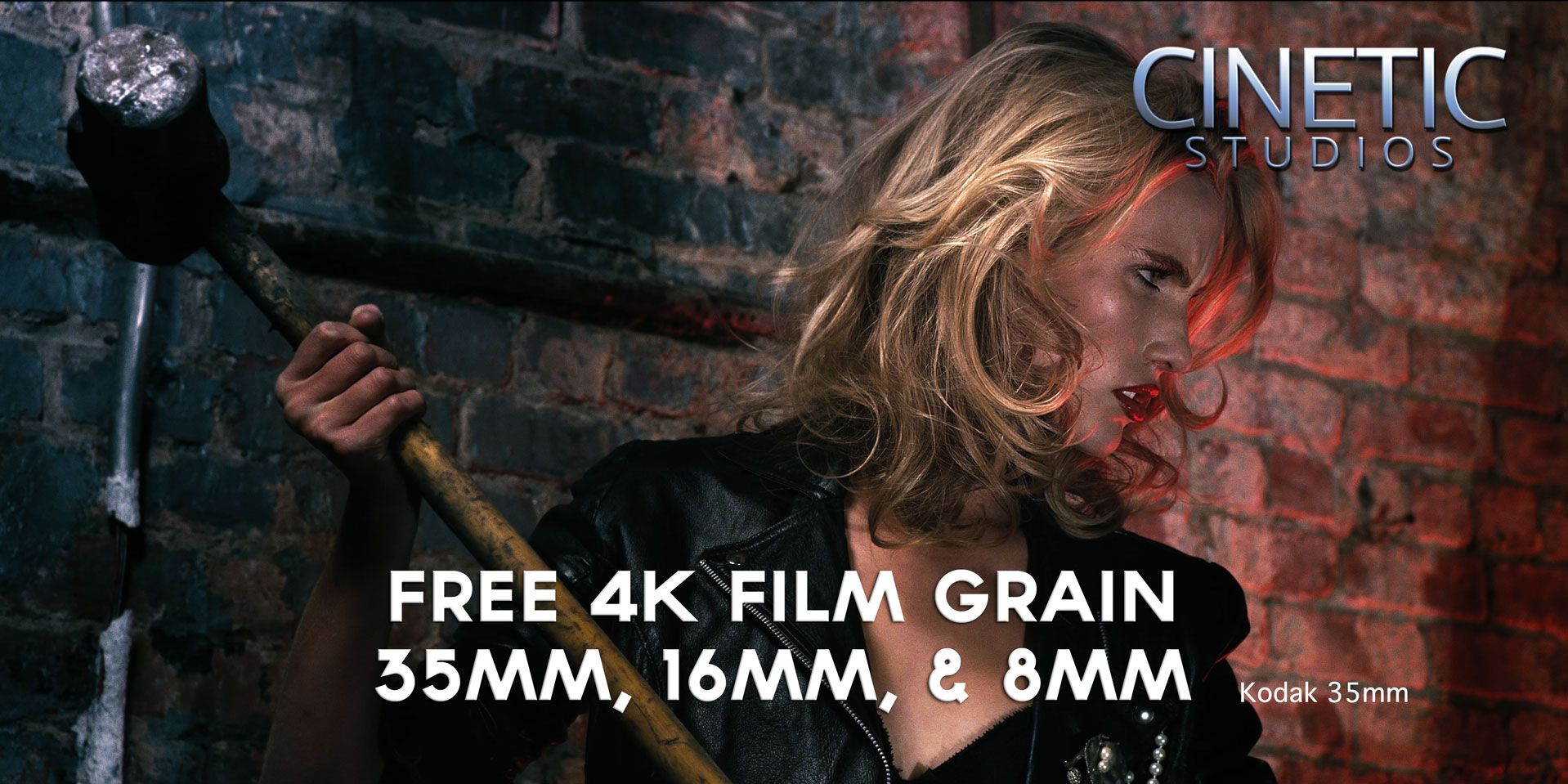 4k Film Grain - A Public Experiment with Free Stock Footage