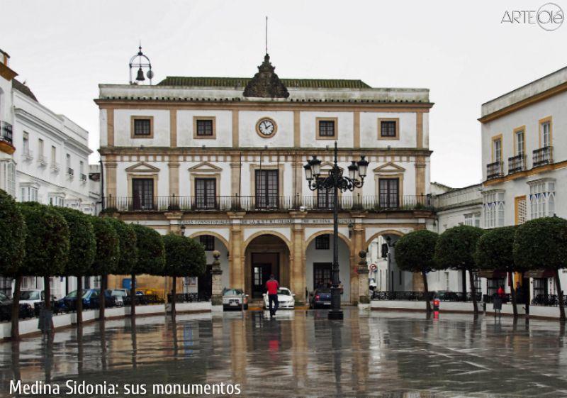 Medina sidonia sus monumentos - Eltiempo es medina sidonia ...