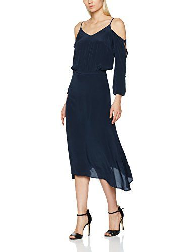 Mujer 9024340 Gestuz 10900833 Vestido Sapphire Azuldark 3KJTlF1c