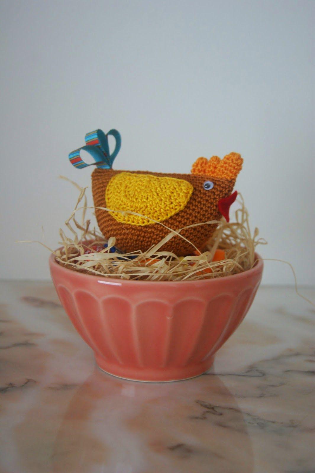Disto & Daquilo: Galinhas da Páscoa / Easter Chickens