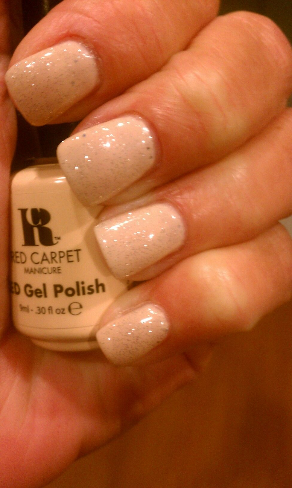 RCM Fake Bake & I Can't Believe It Nails, Gel manicure