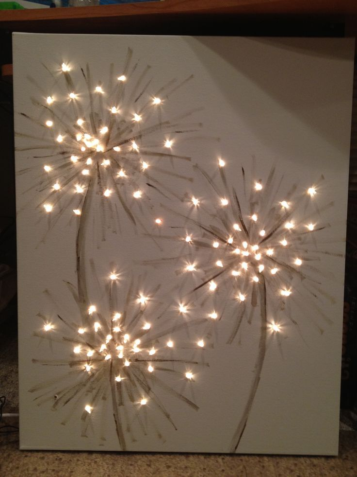 Attrayant How Cool! This Could Be Dandelions Or Fireworks! A Simple Art Project That  You