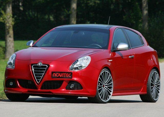Alfa Romeo Giuilietta Tuning By Novitec Alfa Romeo Alfa Romeo