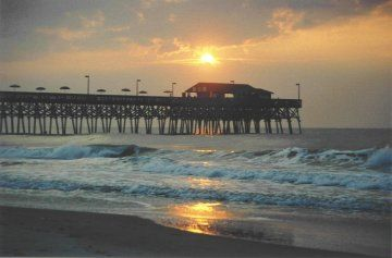 Myrtle Is A Beautiful Place, But It Can Get Crowded. Garden City Beach Is  Not Far Away, So It Has All The Advantages Of The Wonderful South Carolina  ...