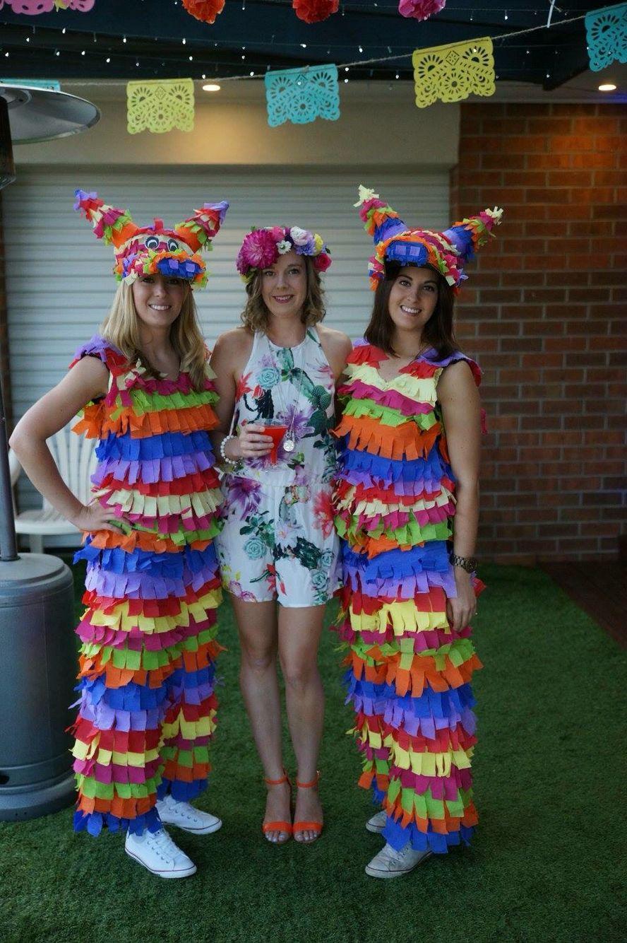 diy piñata costume | holidays | halloween, costumes, halloween costumes