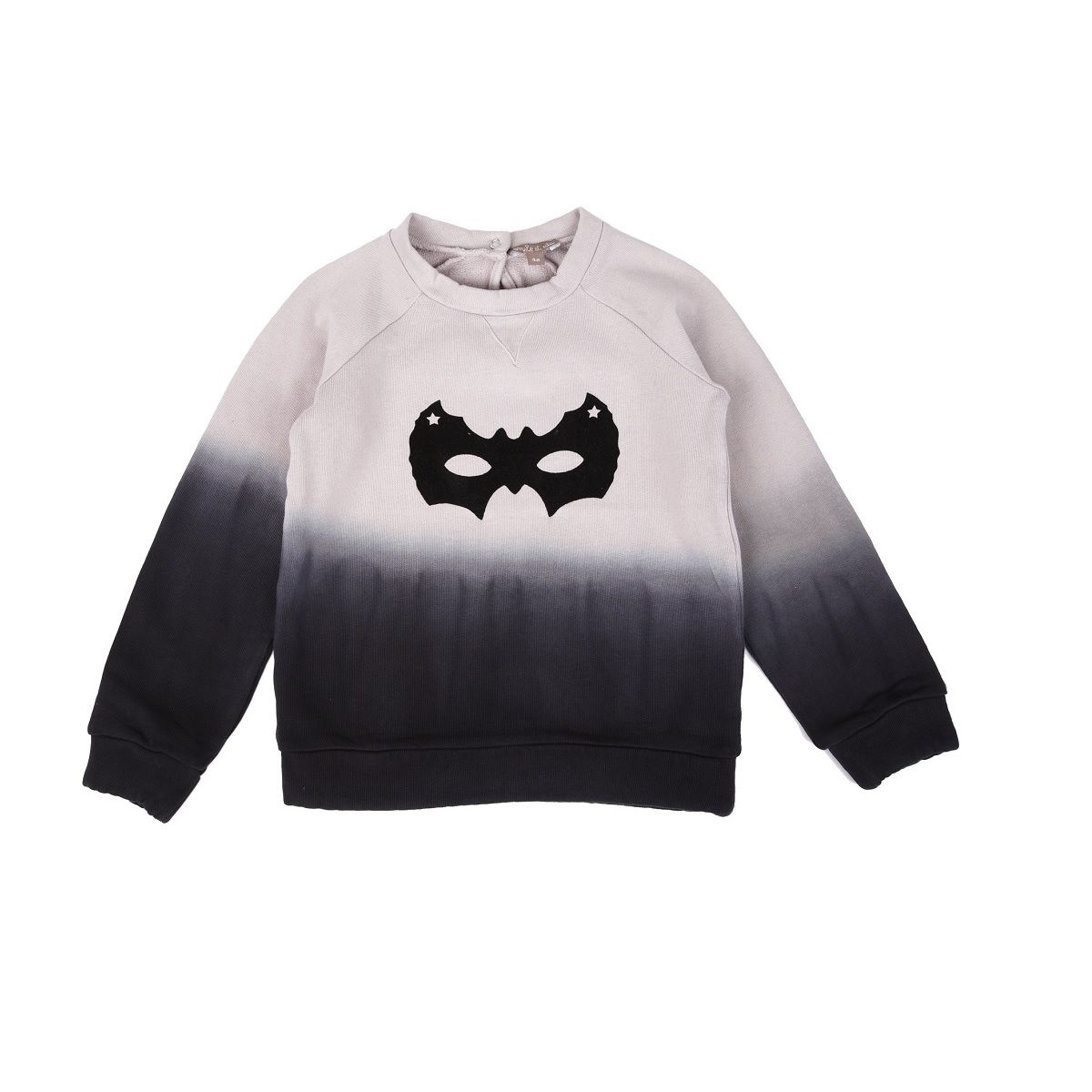 Emile et Ida Tie And Dye Mask Sweatshirt | SALE - Now 30% OFF | www.littlesahou.com