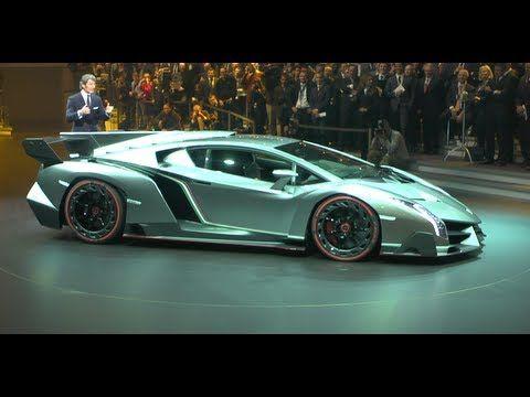Officially built to celebrate Lamborghini\u0027s 50th anniversary
