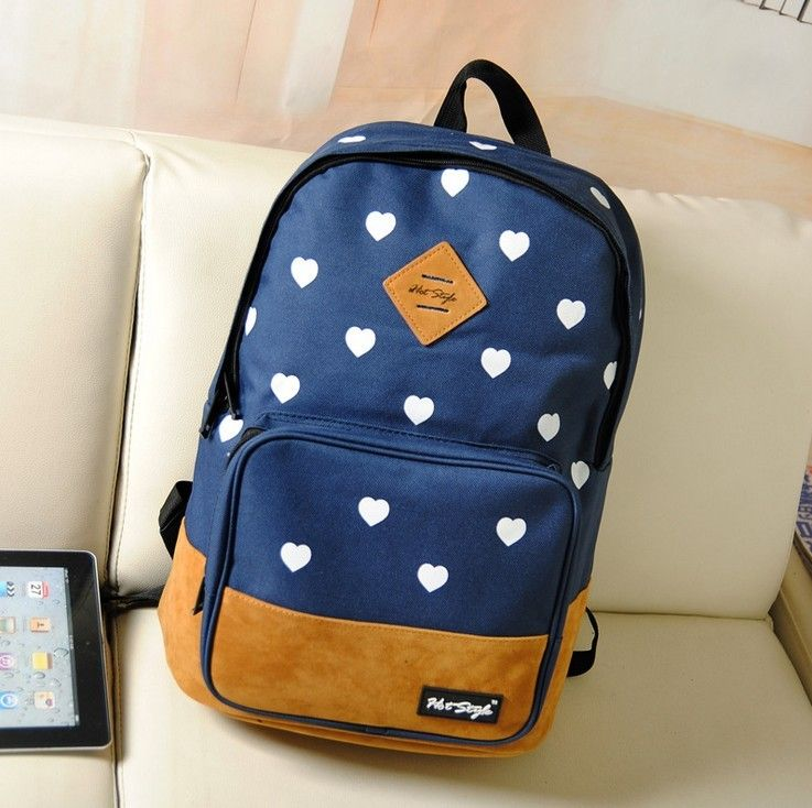 2013 hognose korean backpack student school backpack for ...