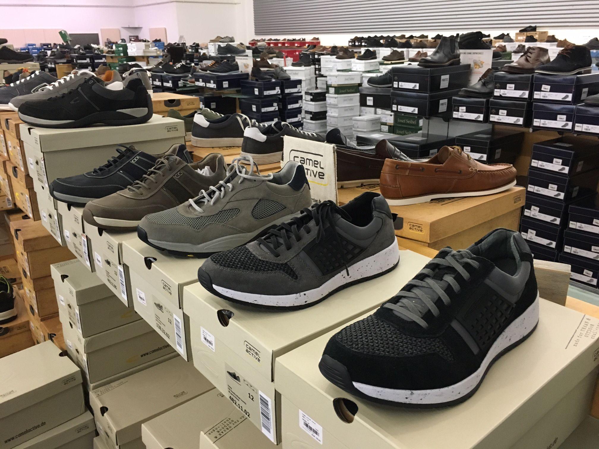 1100 qm Fachgeschäft für Schuhe in Übergrößen in Dörverden