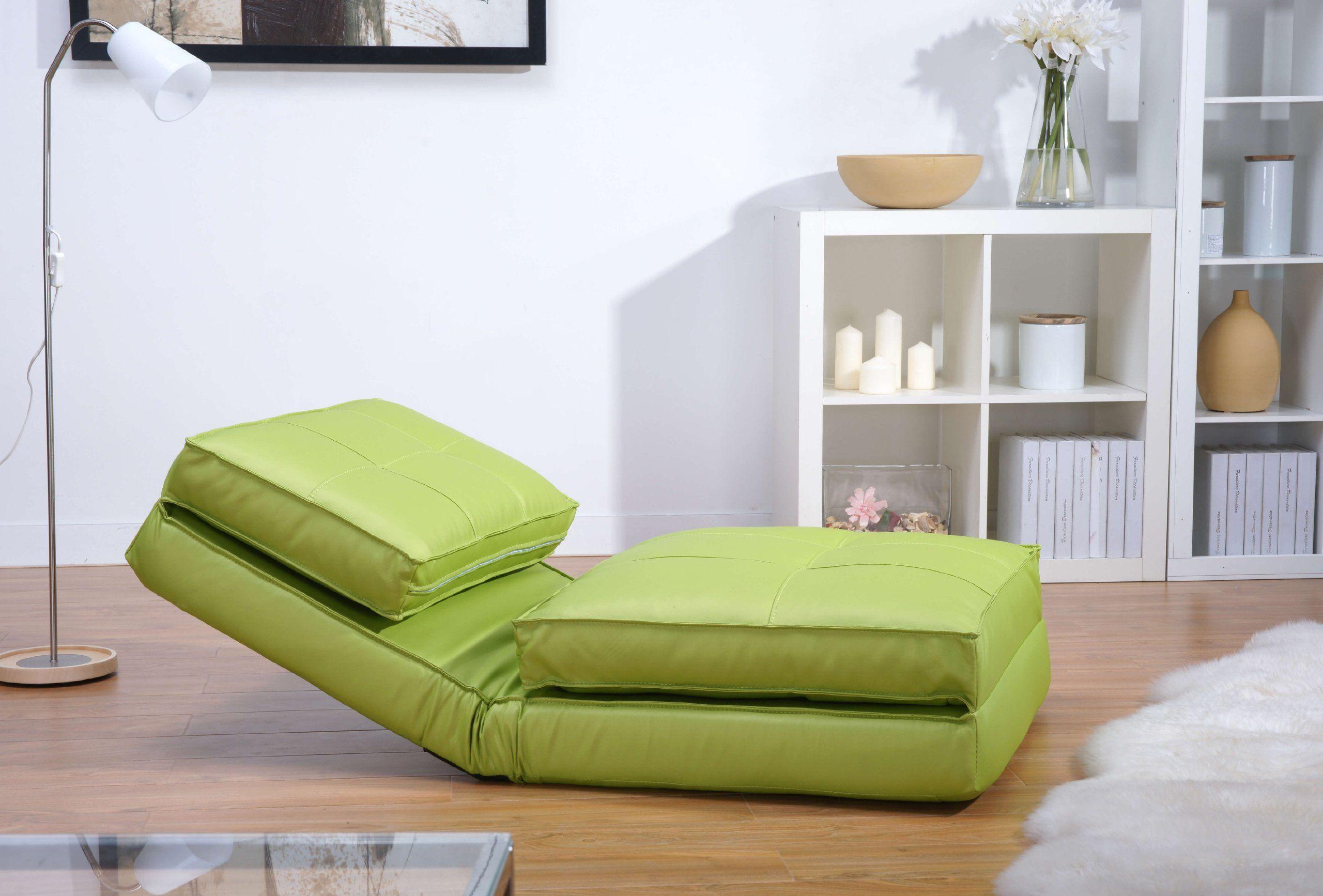 fauteuil chauffeuse convertible en lit