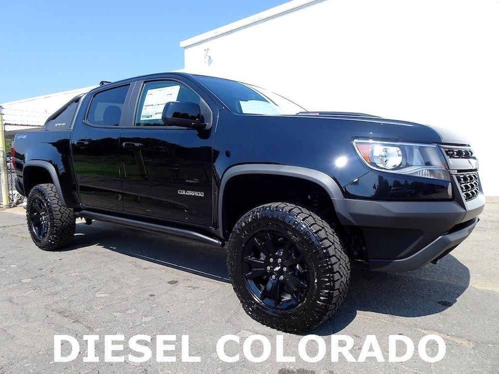 2018 Colorado Zr2 Chevrolet Colorado Diesel For Sale Chevy Colorado