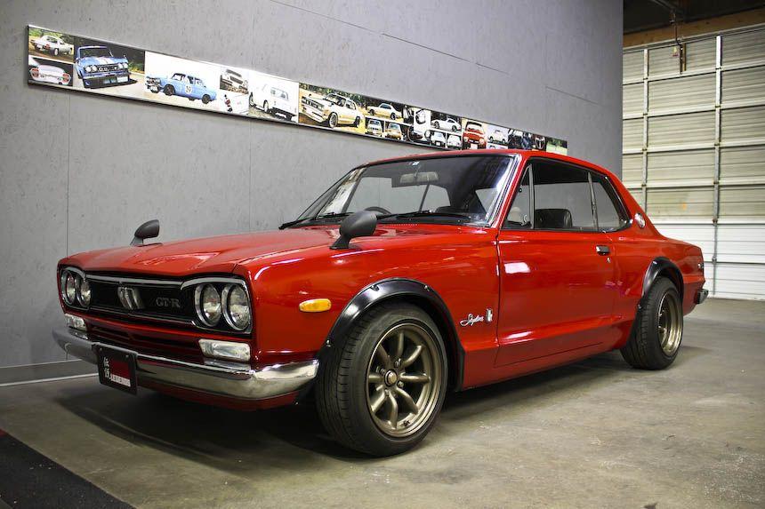 1972 Nissan Skyline 2000GT (SOLD)   JDM Legends   Nissan ...  1972 Nissan Skyline Jdm