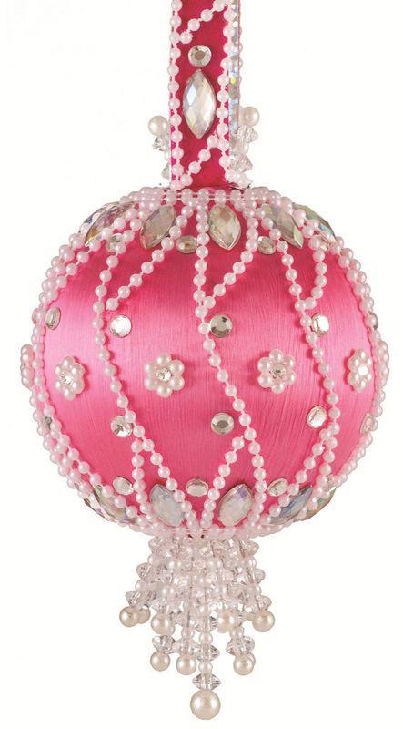 The Cracker Box Christmas Ornament Kit High Society Ebay Christmas Bead Handmade Christmas Ornaments Christmas Ornaments