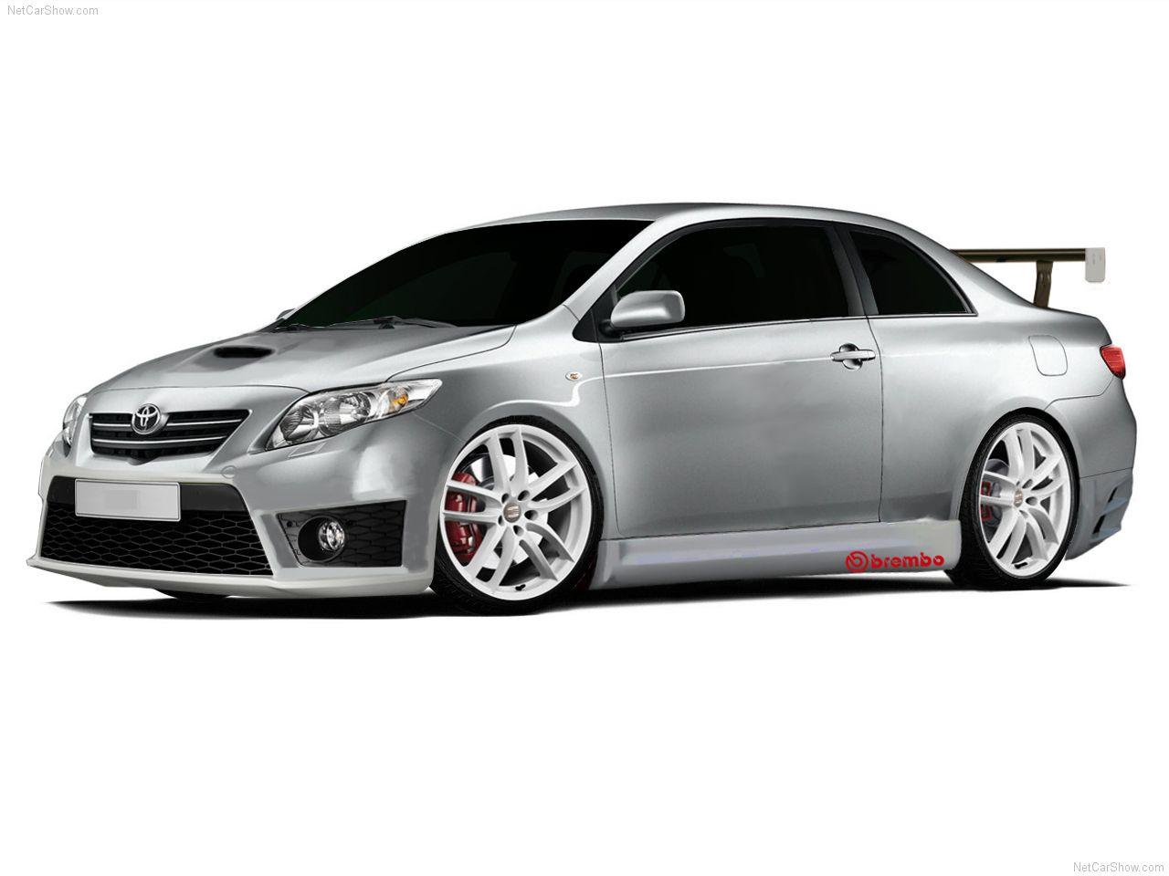 Toyota virtal altis corolla