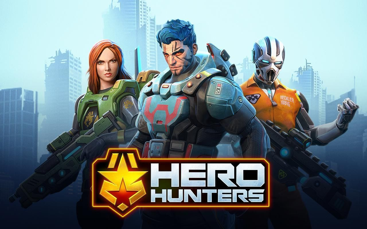 Hack Hero Hunters Apk Get Unlimited Gold And Cash No Survey